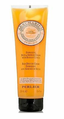 Perlier Agrumarium Energizing Bath Shower Cream Sicilian Citrus 8.4 oz - SEALED!