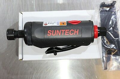 "Suntech 0.5 HP Heavy Duty Comfort Grip  Pneumatic Air 1/4"" Die Grinder 20000 RPM"