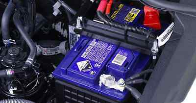 Genuine Toyota HiLux Auxiliary Battery Kit (July 2015 - Current