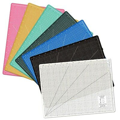 A2 Free Shipping 24L x 18W Inch Colorful Eco Friendly Self Healing Cutting Mat