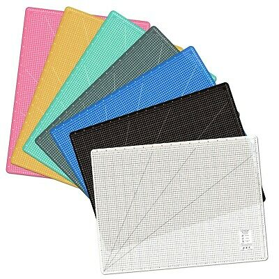 A1 Free Shipping 36L x 24W Inch Colorful Eco Friendly Self Healing Cutting Mat