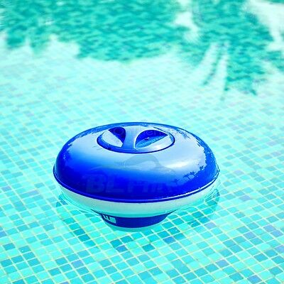 Chemical Floater Swimming Pool Chlorine Dispenser Cleaner Tablets Tabs Floating