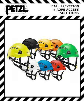 Petzl VERTEX VENT Technical Rescue Climbing Helmet Fall Head Protection