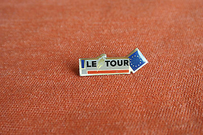 17096 Pin's Pins Velo Le Tour De France