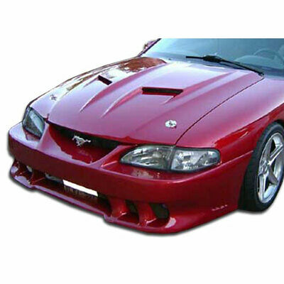 Mach 2 Hood Body Kit 1 Pc For Mustang Ford 94-98 Duraflex edpart_104771