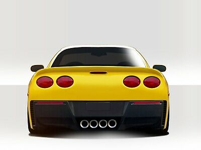 C4 C5 CONVERSION Rear Bumper Body Kit 1 Pc For Chevrolet Corvette 84
