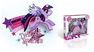 My Little Pony Twilight Sparkle 3D Mini Led Deco Wall Light Night Light Bedroom