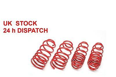 BMW E39 520 523 525 528 530 Up To 142 kW Lowering Springs Front -40mm Rear -40mm
