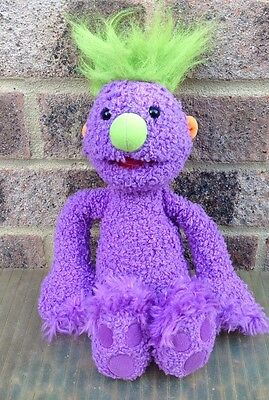 The Hoobs Plush Toy Muppets Iver The Jim Henson Company