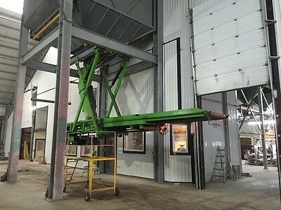 Container Truck Loader