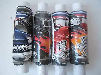 Hot Rod Classic Car Wallpaper Border Garage Man Cave 4 Rolls x 5 yards TA39030DB