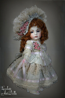 OOAK BJD Porcelain Bru Brevette Museum Quality Doll by Patricia Loveless Art