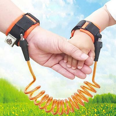 DNW Child Anti-lost Band Baby Safety Harness Anti-lost Strap Wrist leash Walking