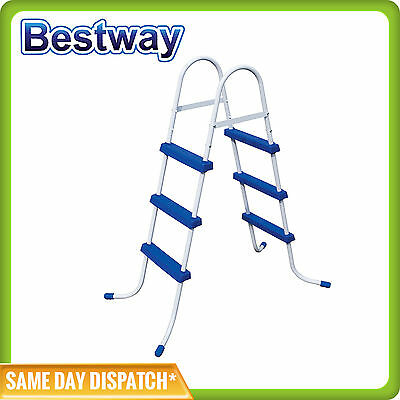 "Bestway Pool Ladder - 1.07m / 42"" High - 58394"