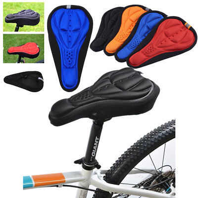 Seat Saddle Cover Soft Bike Cushion Pad Thick Cycling Bicycle EVA Pad AU