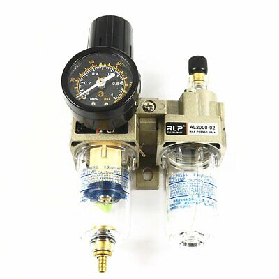AC2010-02 Air Control Unit Filter Regulator Lubricator Water Trap Compressor