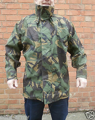 British Army Goretex Jacket Waterproof & Breathable DPM Camo Overcoat Smock NEW