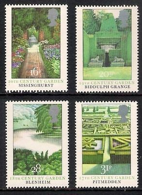 GB MNH STAMP SET 1983 British Gardens SG 1223-1226 10% OFF FOR ANY 5+