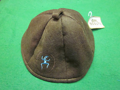 Official Brownie Girl Scouts Beanie Medium