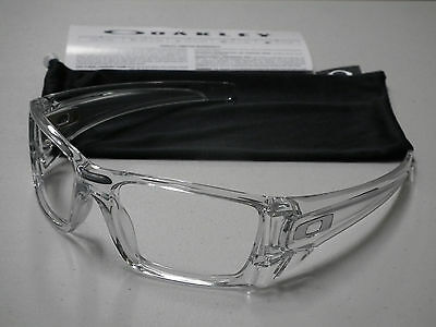 Oakley Fuel Cell Crystal Clear Sunglasses Frame Oo9096-H660 *authentic*