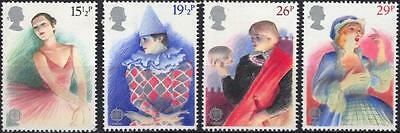 GB MNH STAMP SET 1982 British Theatre SG 1183-1186 10% OFF FOR ANY 5+