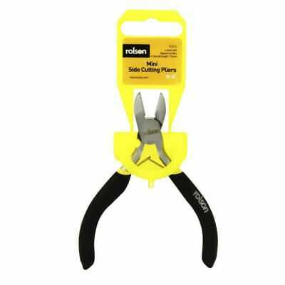 Am-tech Mini Side Cutting Plier with Spring -B3180