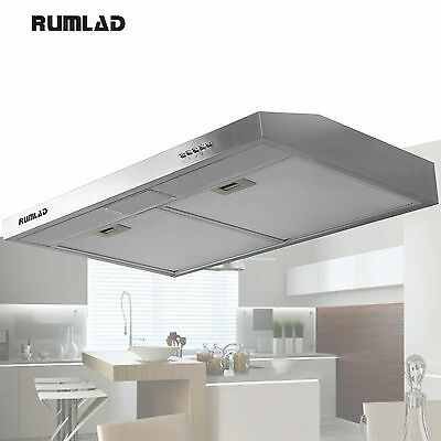 30 Stainless Steel Under Cabinet Range Hood 3 Sd Push Control Stove Vent Fan