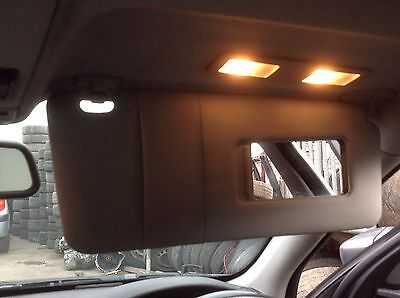 Bmw 5 Series E39 Saloon O/s Rh Driver Side Sun Visor