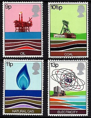 GB MNH STAMP SET 1978 Energy Resources SG 1050-1053 10% OFF FOR ANY 5+