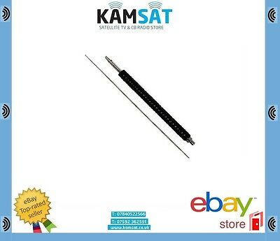 Cb Antenna Leopard  Base Loaded Antenna 1/4 wave reduced Frequency 26-28 MHz
