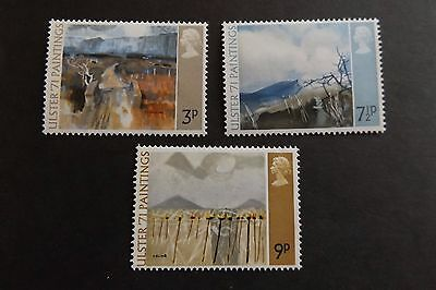 GB MNH STAMP SET 1971 Ulster Paintings SG 881-883 10% OFF FOR ANY 5+