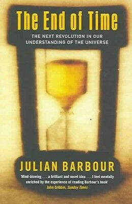 The End of Time by Julian B. Barbour Paperback Book