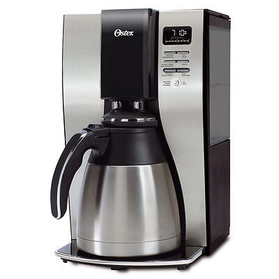 Oster Optimal Brew Thermal Coffeemaker, 10-Cup BVSTPSTX91-33A