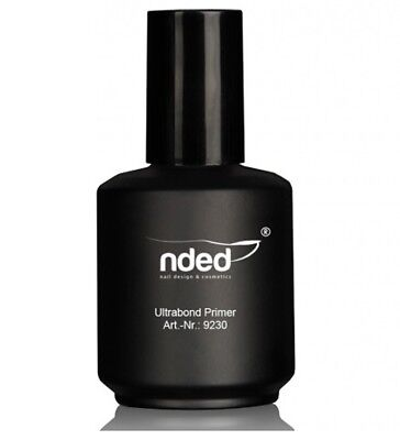 Nded High Quality Fast Drying Ultrabond Primer for UV Gel Acrylics 15ml