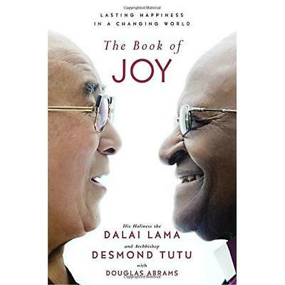 The Book of Joy: Lasting Happiness in a Changing World  Hardcover