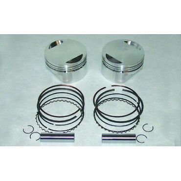 Buell S1 X1 Lightning M2 Cyclone-97/02 Kit 2 Pistons Forges Wiseco 1207 Cc-K1661
