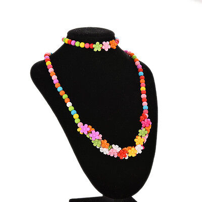 Kids Fashion Necklace Bracelet Best Jewelry Gifts for Baby Girls 6 Type  gt