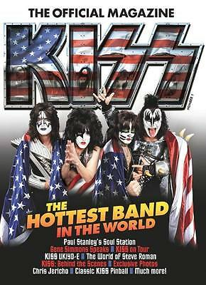 KISS: The Official Magazine 2016