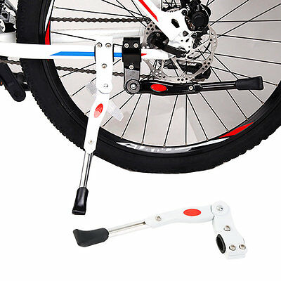 Alloy Adjustable Lateral Tripod Parts Kick Stand For Bike Cycling Bicycle Y#