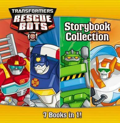 Transformers Rescue Bots: Storybook Collection by Hasbro Hardcover Book (English