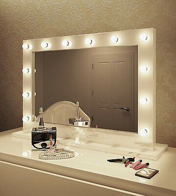 LED Hollywood vanité Maquillage Miroir
