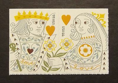 4405a,  44c King & Queen of Hearts, MNH - (5409)