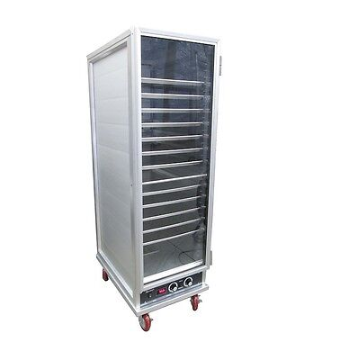 New Adcraft (Pw-120) Non-Insulated Heater Proofer Cabinet - Free Shipping!!!