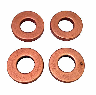TRANSIT MK7 2.2 2.4 TDCi COMMON RAIL DIESEL DENSO INJECTOR COPPER WASHER SEAL
