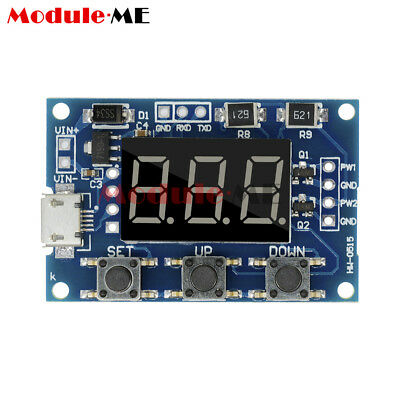 2-way Independent PWM Generator Serial Communication Stepper Motor Driver NEW MO