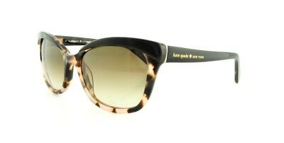 KATE SPADE Sunglasses AMARA/S 0JAZ Black Blush Tortoise 55MM