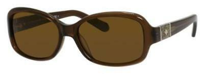 ff953ff17f KATE SPADE SUNGLASSES CHEYENNE P S JEVP Brown 55MM -  113.00