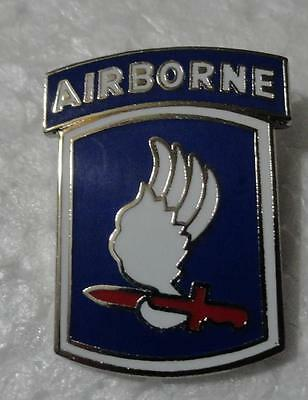 173rd Airborne Division - Hat Pin