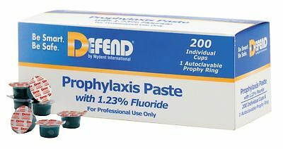 Defend Prophy Paste Coarse Assorted Box/200 MFG#: PP-1000