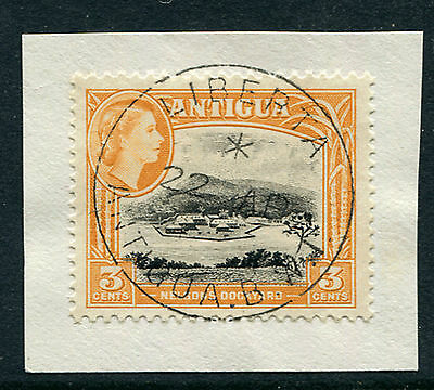 ANTIGUA: (1268) LIBERTA postmark/cancel